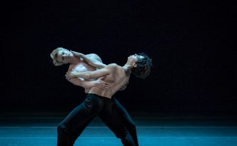 Marijn Rademaker and Timothy van Poukke in Two and Only