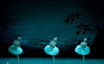 Swan Lake Mikhailovsky Theatre