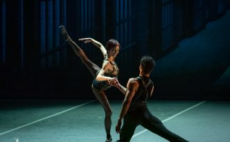 Lucia Lacarra and Josue Ullate in Carmen