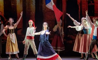 Mariam Ugrekhelidze, Basque Dance, The Flames of Paris