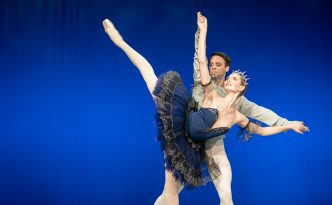 Anastasia Bolotova and Oliver Jahelka in the Dance of the Hours