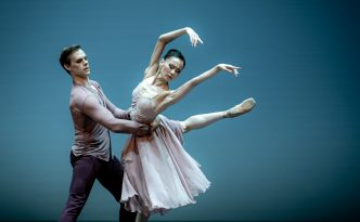 Marina Kadyrkulova and Ilya Manaenkov in Love Fear Loss