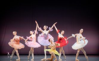 Tallinn Ballet School Fairies from The Sleeping Beauty