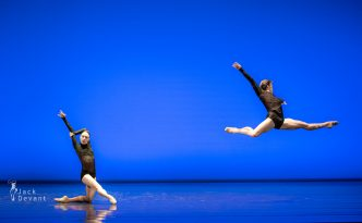 Yolanda Correa Frias and Marian Walter in Elegy