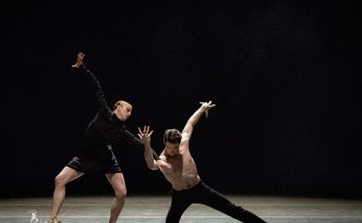 Elena Vostrotina and Cohen Aitchison-Dugas in Nocturne