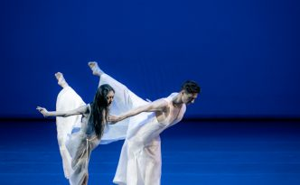 Victoria Jaiani and Temur Suluashvili in Duet from Orfeo ed Euridice