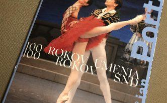 Olga Tchelpanova, Konstantin Korotkov, Slovak National Ballet, Balet SND