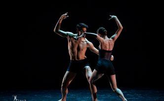 Elisa Badenes and Jason Reilly in IN2