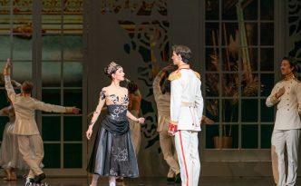 Anna Karenina, ballet by Marina Kesler to the music of Dmitri Shostakovich. Estonian National Ballet