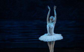 Annija Kopštāle (debut) as Odette in Swan Lake